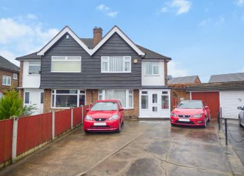 3 bed semi-detached house for sale in Rufford Avenue, Bramcote, Nottingham NG9