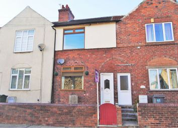 Thumbnail 2 bed terraced house for sale in Peter Street, Kimberworth, Rotherham