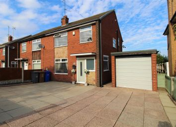 Thumbnail 3 bed semi-detached house for sale in Berwick Road, Sneyd Green, Stoke-On-Trent