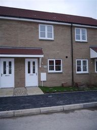 Thumbnail 2 bed terraced house to rent in Channi Drive, Bridgwater