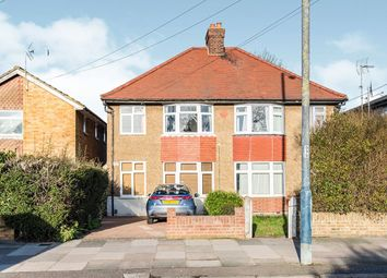 Thumbnail 2 bedroom flat to rent in Powder Mill Lane, Whitton, Twickenham