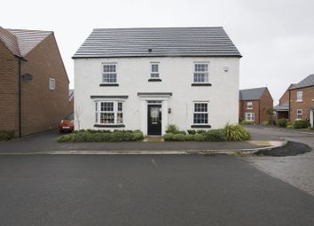 Thumbnail 4 bed detached house for sale in Emperors Way, Hucknall, Nottingham