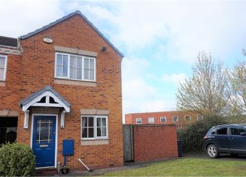 Thumbnail 2 bed end terrace house for sale in Leveson Drive, Tipton