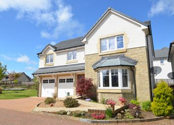 Thumbnail 5 bed detached house for sale in 12 Kirkfield Place, Auchterarder