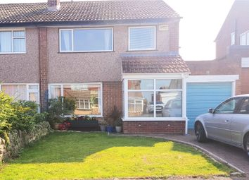 Thumbnail 3 bed semi-detached house for sale in Moorlands, Prudhoe