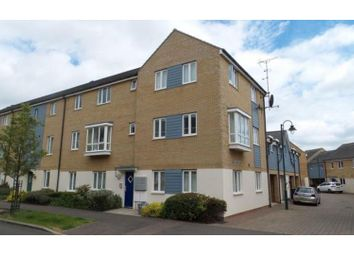 Thumbnail 1 bed flat for sale in Delves Way, Hampton, Peterborough