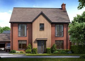 Thumbnail 3 bed detached house for sale in Exeter Road, Topsham, Devon