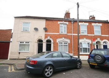 Thumbnail 2 bedroom terraced house to rent in Hervey Street, Northampton