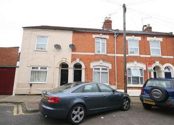 Thumbnail 2 bedroom terraced house to rent in Hervey Street, Northampton