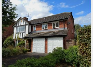 Thumbnail 5 bed detached house for sale in Meadow Bank, Adderley