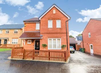 Fair Oak, Eastleigh, Hampshire SO50. 3 bed detached house for sale
