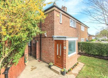 Thumbnail 2 bed semi-detached house for sale in Goodrich Close, Watford