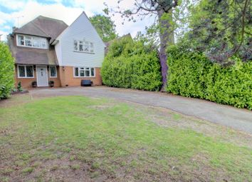 Thumbnail 4 bed detached house for sale in Hutton Village, Hutton, Brentwood