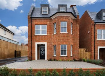 Thumbnail 5 bed detached house for sale in Purley Downs Road, South Croydon