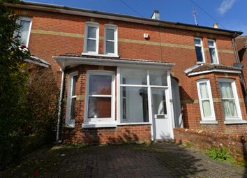 Thumbnail 2 bed flat for sale in Shirley Park Road, Southampton