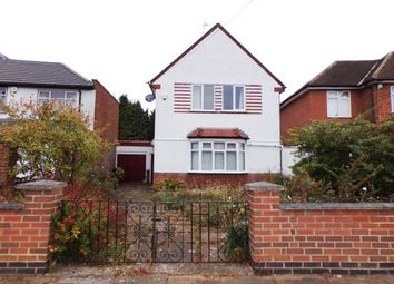 Thumbnail 3 bed detached house for sale in Thurnview Road, Evington, Leicester, Leicestershire