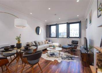 Thumbnail 1 bed flat for sale in Mercers Road, London