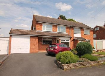 Thumbnail 3 bed semi-detached house for sale in Throckmorton Road, Alcester