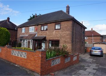 Thumbnail 3 bedroom semi-detached house for sale in St. Bernards Place, Abbey Hulton, Stoke-On-Trent