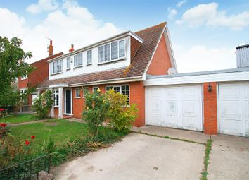 Thumbnail 3 bed detached house for sale in Rayham Road, Whitstable