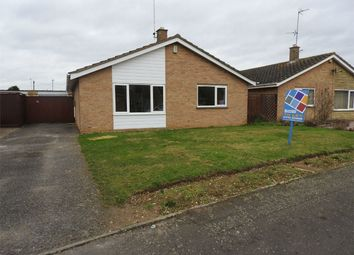 Thumbnail 3 bed detached bungalow to rent in Overton Way, Orton Waterville, Peterborough, Cambridgeshire
