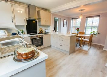 Thumbnail 4 bed detached house for sale in Mile Stone Meadow, Euxton, Chorley