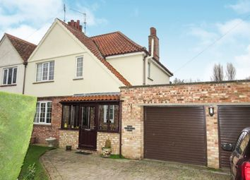 Thumbnail 3 bed semi-detached house for sale in Sidney Street, King's Lynn