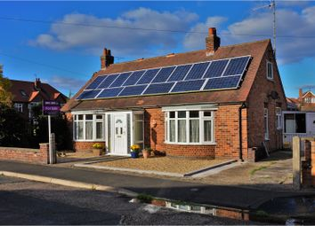 Thumbnail 5 bed detached bungalow for sale in Lettwell Crescent, Skegness