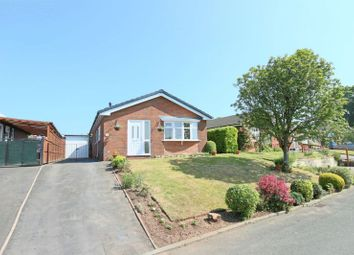 Thumbnail 3 bed bungalow for sale in Telford Way, Audlem, Crewe