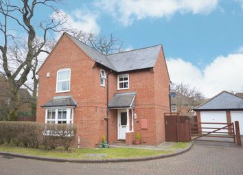 Thumbnail 3 bed detached house for sale in Willowherb Way, Dickens Heath, Shirley, Solihull