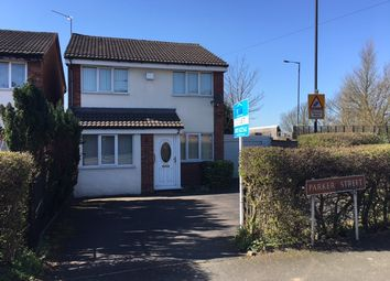 Thumbnail 3 bedroom detached house to rent in Parker Street, Walsall