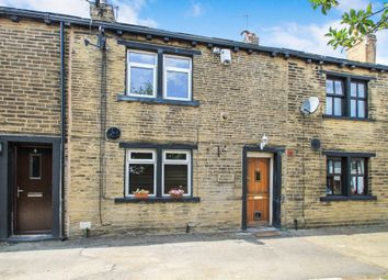 Thumbnail 2 bed terraced house to rent in Womersley Place, Stanningley, Pudsey