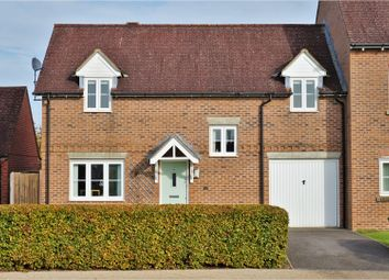 Thumbnail 4 bed semi-detached house for sale in Balmer Road, Blandford Forum