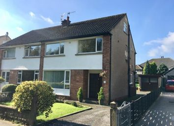 Thumbnail 3 bed semi-detached house for sale in Whinfell Drive, Lancaster, Lancashire