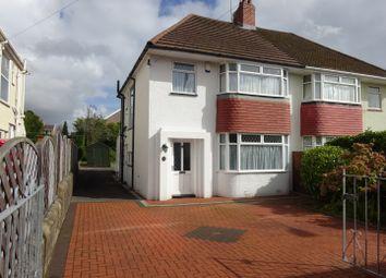 Thumbnail 3 bedroom semi-detached house for sale in 12 Wimmerfield Drive, Swansea