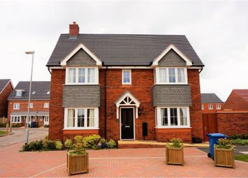 Thumbnail 3 bed semi-detached house for sale in Bayswater Square, Stafford