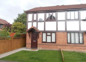 Thumbnail 2 bed semi-detached house to rent in Katesway, Shrewsbury