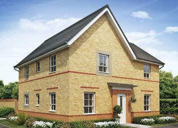 "Thumbnail 4 bedroom detached house for sale in ""Alderney"" at Murch Road, Dinas Powys"