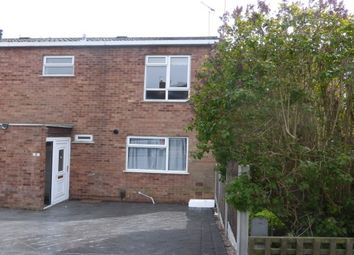 Thumbnail 3 bed terraced house to rent in Cadnam Close, Birmingham