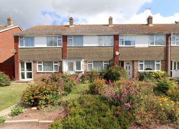 Thumbnail 3 bed terraced house for sale in Laburnum Walk, Rustington, Littlehampton