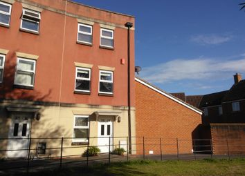 Thumbnail 4 bed town house for sale in Worle Moor Road, Weston Super Mare