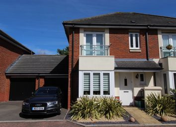 Thumbnail 3 bedroom semi-detached house for sale in Winter Walk, Whitchurch, Bristol