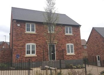 "Thumbnail 4 bed detached house for sale in ""The Hatfield"" at The Green, Church Street, Burbage, Hinckley"