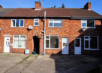 Thumbnail 2 bed terraced house for sale in Jordan Avenue, Wigston