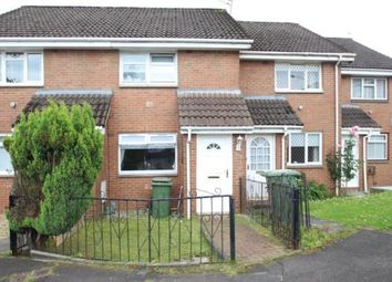 Thumbnail 2 bed terraced house for sale in Bredisholm Drive, Baillieston, Glasgow, Lanarkshire
