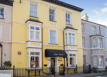 Thumbnail 10 bed terraced house for sale in Church Street, Caernarfon, Gwynedd