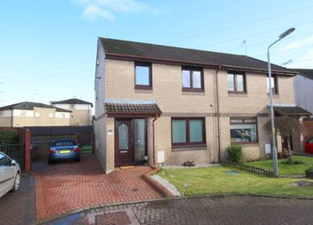 Thumbnail 3 bed semi-detached house for sale in 19 Jura Drive, Old Kilpatrick