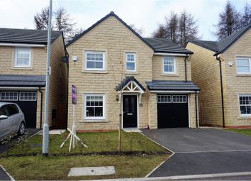 Thumbnail 4 bed detached house for sale in Ward Way, Rossendale