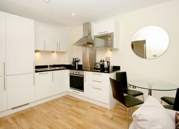 Thumbnail 1 bed flat for sale in Lantern's Way, London