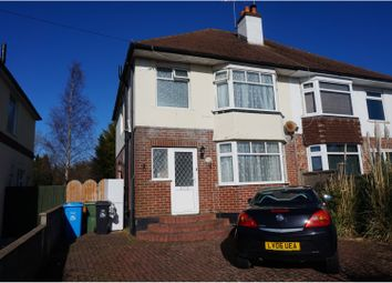 Thumbnail 3 bedroom semi-detached house for sale in Hunt Road, Poole